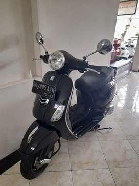 Piaggio Vespa LX thn 2017 / Bali dharma motor