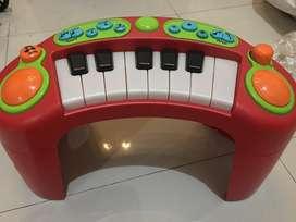 Dijual mainan piano ELC