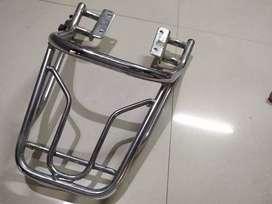 Orignal Bike rear handle for splendor