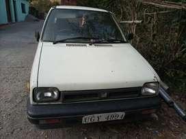 Maruti Suzuki 800 1987 Petrol 100000 Km Driven