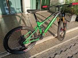 Sepeda fullbike MTB Mondraker Dune XR 27,5 Alloy