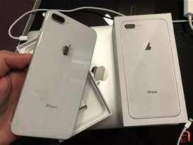 Apple I phone 8 plus
