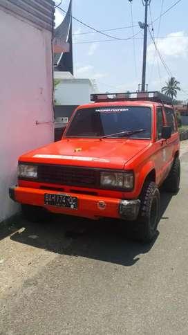 Chevrolet trooper 87