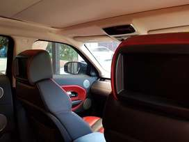 Jual cepat evoque two tone red and black