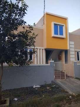 Cmda approved. Land villa independent house 3BHK l