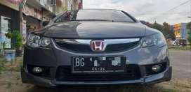 Honda Civic 1.8 FD1 AT 2009 .Antikk.KM 70rb