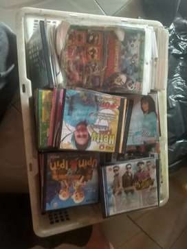 jual kaset DVD/VCD,FILM,LAGU2