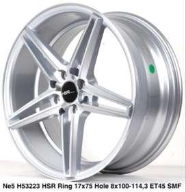VELG MOBIL NE5 53223 HSR R17X75 H8X100-114,3 ET45 SMF