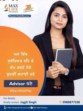Be an Advisor
