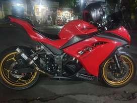 Kawasaki ninja 250 mulus