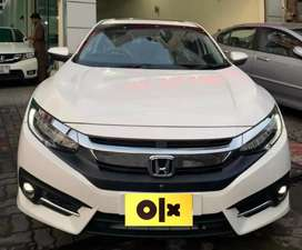 Honda Civic UG 1.8 2021 Already Bank leased