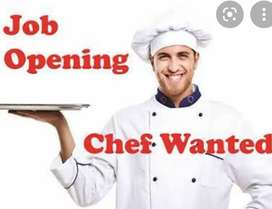 Urgent requirement for Bakery Chef Snaks, Cakes and a Helper Dehradun