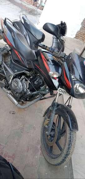 Chandigarh number & good condition