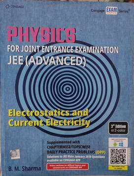 Cengage electrostatics for JEE( Advanced)