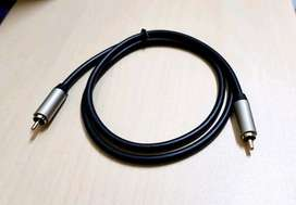 Kabel coaxial digital audio high quality