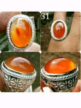 natural bacan doko obi orange