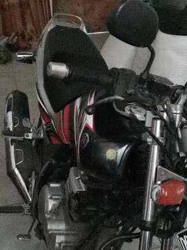 Yamaha Scorpio Z 2008