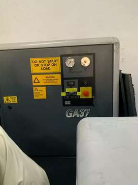 Air compressor 22 kw good condition