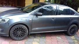 Volkswagen Vento 2015 automatic for sale