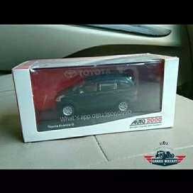 Diecast Toyota Avanza G 1/43