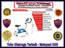 Statis mini belt brand Total fitness, bisa cod