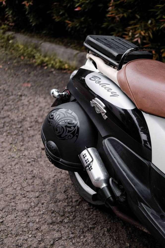 Yamaha Fino 2013 Classic Kondisi Bagus full Modifikasi