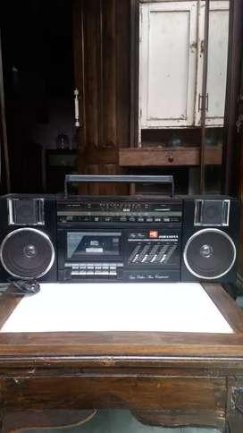 Radio tape merk jadul Johnsons