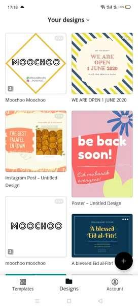Jasa design Logo, Flyer, kartunama, social media post,