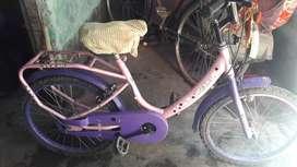 Hero peppy girl cycle
