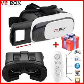 VR BOX Virtual Reality 3D Glasses - Quick 30 Minutes Delivery