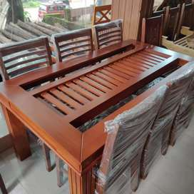 Wooden furniture items