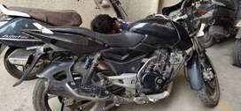 Bajaj Pulsar 150 in good condition and new tyres