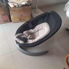 Nuna Leaf bouncer bayi baru 1 tahun