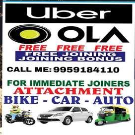 OLA / UBER  AUTO  FREE ATTACHMENT