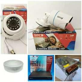 Promo paket cctv 4 kamera lengkap