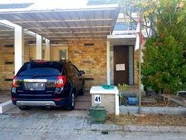 DIKONTRAKKAN Rumah di Grand Bunder Regency 2 Gresik, pusat kota Gresik