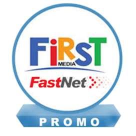 First media internet TV kabel