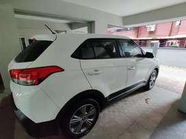 Hyundai Creta 1.6 E Plus, 2018, Diesel