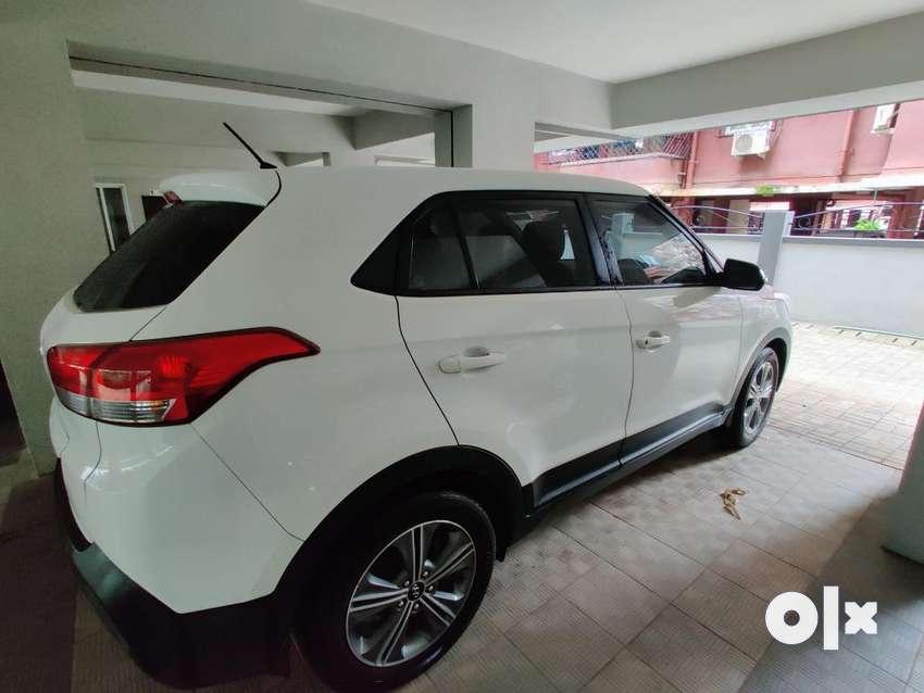 Hyundai Creta 1.6 E Plus, 2018, Diesel 0