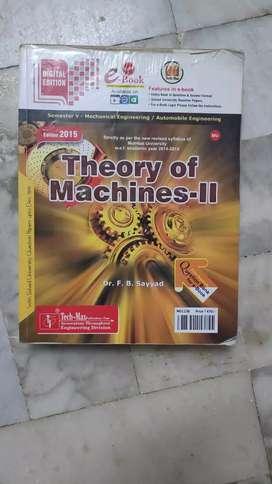 Tom-2, Theory of machines-2 Techmax