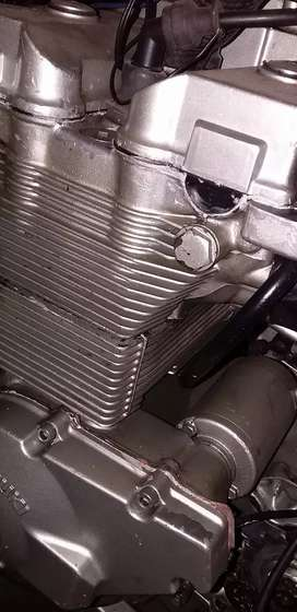 Suzuki 400cc bike engine
