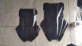 Windshield Honda ADV 150 modif