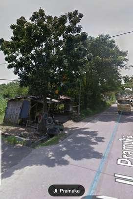 Tanah Padat Di Argasunya Kota Cirebon