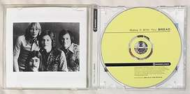 CD audio ori BREAD Make It With You ('70s pop/rock - with box)