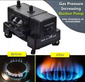 Low Pressure Solution for Stove & Oven