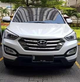 2014 Hyundai santafe 220jt nego