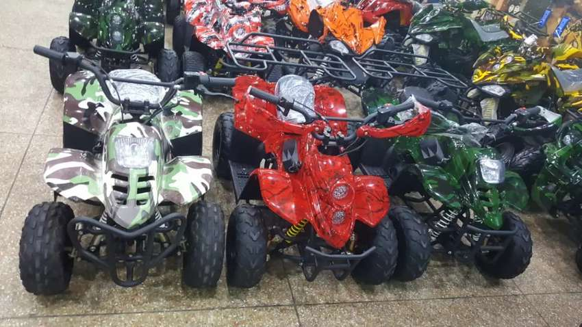 Kids 100 cc commando atv bike for sell at Abdullah Enterprises 0