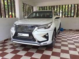Toyota Fortuner Sportivo 4x2 Automatic, 2017, Diesel