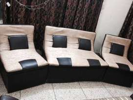 Sofa Set (4Pieces)