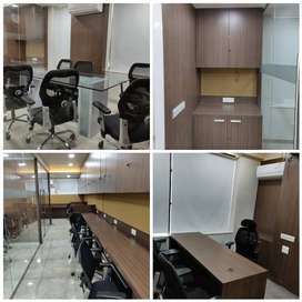#Fully furnished office for rent in Alkapuri